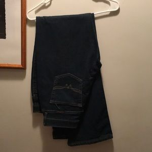 2 pairs of Wrangler Q-Baby Jeans